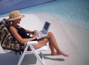 домашний бизнес в интернете - копирайтинг (написание статей)