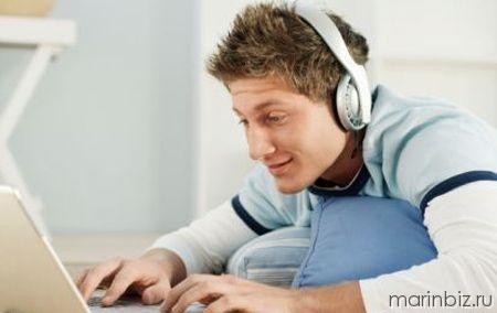 Заработок на написании музыки через Интернет
