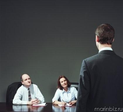 Правила поведения при устройстве на работу