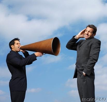Как заставить клиента делать, то что вам нужно?