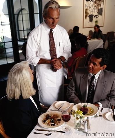 Виды обслуживания в бизнесе массового питания