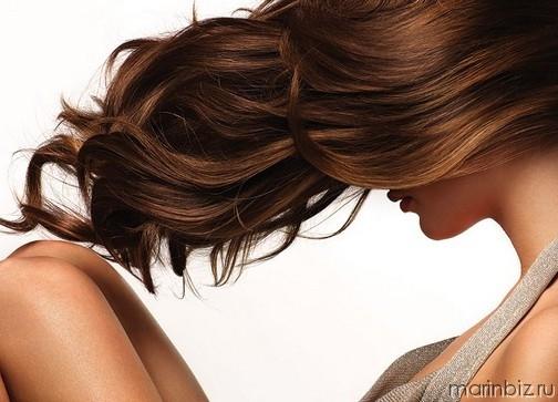 Красивые волосы с помощью укрепляющих средств