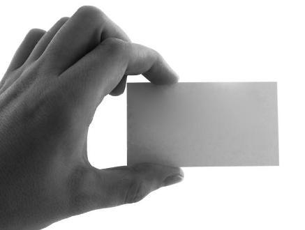 Как сделать эффективные визитки для собственного бизнеса