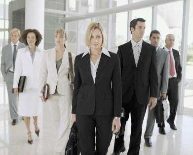 Выглядим по-деловому или три совета от бизнес-леди