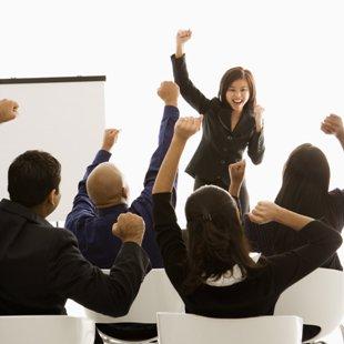 Мотивация целей с помощью мероприятий компании сетевого маркетинга (МЛМ)