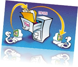 Работа и заработок на файлообменниках в сети