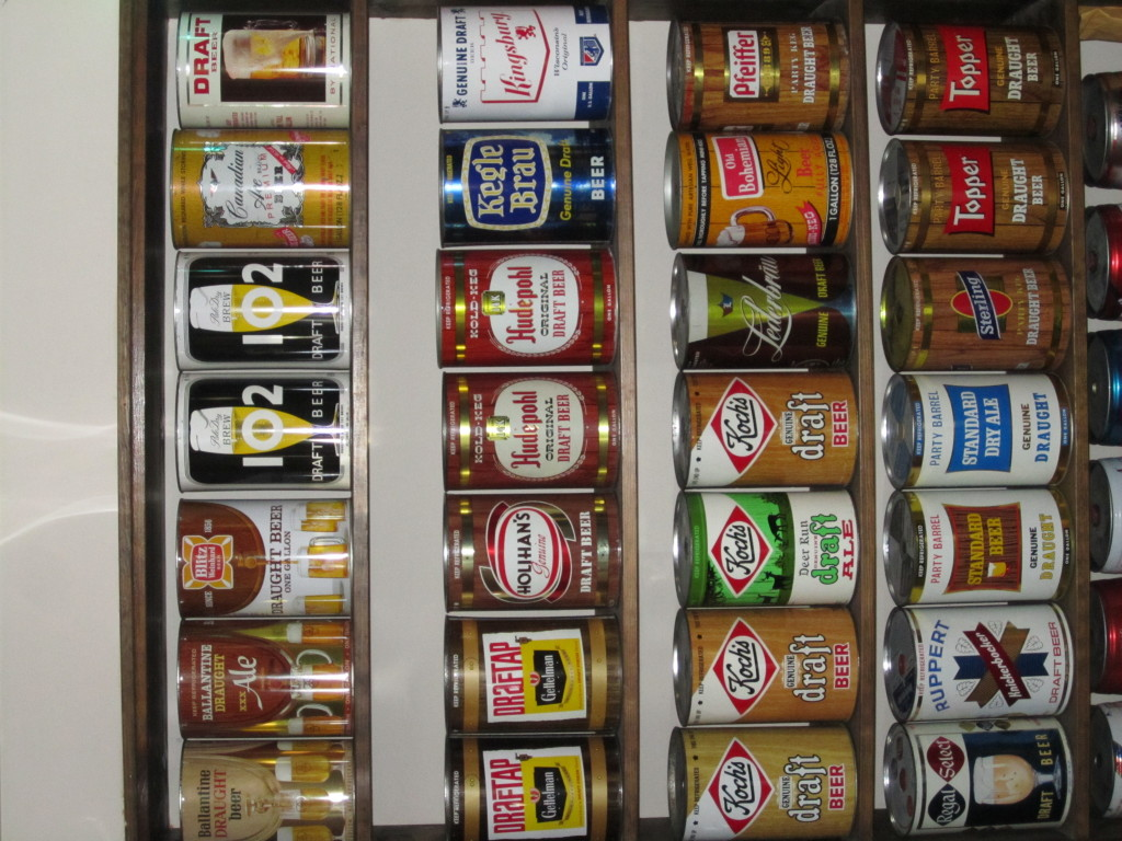 differentiate between draught and canned beer essay Read this essay and then download so beware of any confusion between bottle and draught cask and remain there when the beer is served in kegged, canned and.