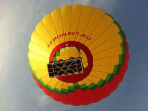 полет на шаре