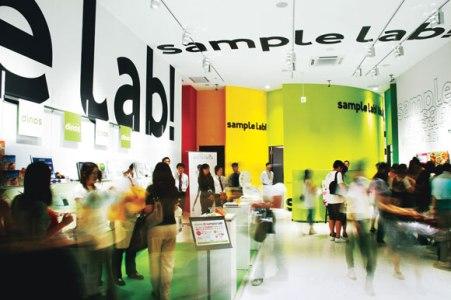 Японское кафе Lcafe - площадка для маркетингового исследования рынка