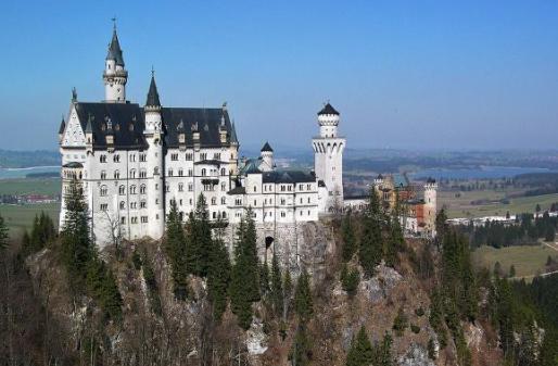 Германия - одна из интереснейших европейских стран