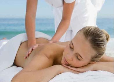 Бизнес-идея: предоставление услуг массажа на пляже