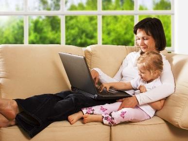 Заработок на дому – возможность финансовой независимости для женщины