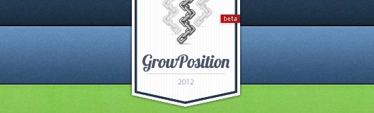 Growposition - новая биржа постоянных и временных ссылок с новыми фишками