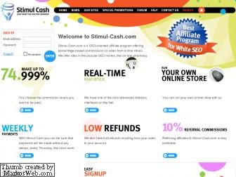StimulCash — что значат эти слова? + делаем англоязычную сетку сайтов для заработка