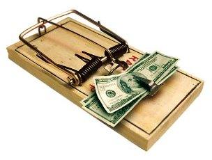 Финансовый вопрос: Банковские «разводы»