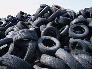 Бизнес идеи: Как заработать на старых шинах?