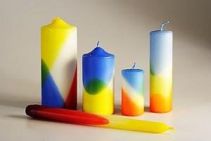 Бизнес идеи: Небольшой завод по производству свечей
