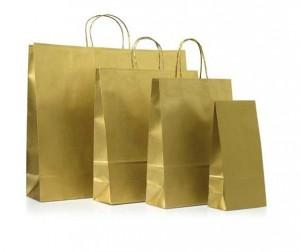 Пакеты бумажные с логотипом: отличный маркетинговый элемент