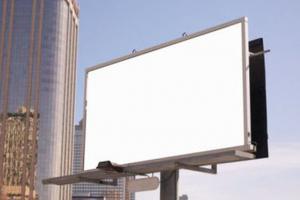 Наружная реклама, как способ найти клиента