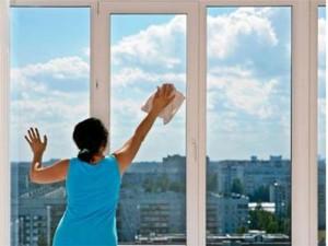 Уборка дома - советы для мытья окон