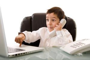 Как организовать свой бизнес на школьниках