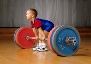 Сделаем своих детей сильными