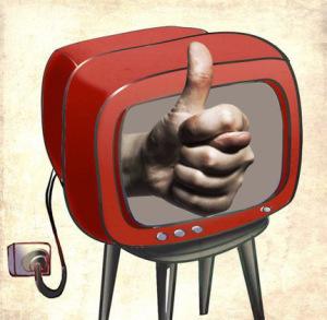 Телевидение и гипноз