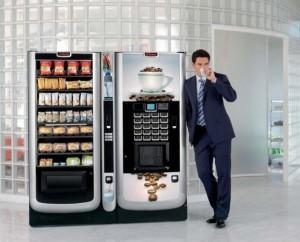 Бизнес на кофейных и снековых автоматах