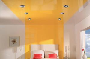 Как выбрать натяжные потолки для своего дома и офиса