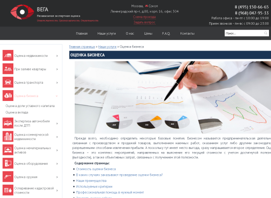 Оценка бизнеса: когда нужна помощь экспертов?