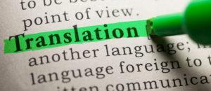 Особенности рекламного перевода