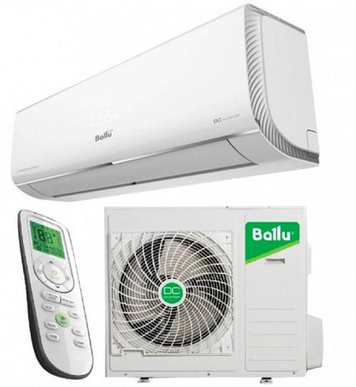 Сплит-система Ballu BSPR-24HN1 – профессиональное устройство с высокой производительностью