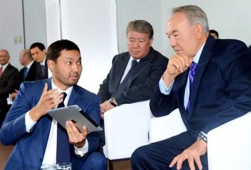 Биография Кенеса Ракишева - известного казахстанского бизнесмена