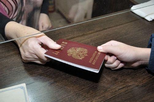 Как устроена работа паспортных столов